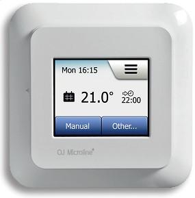 Сенсорный терморегулятор для теплого пола OCD5–1999