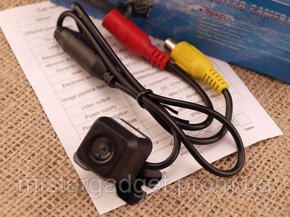 Камера заднего вида E313 Разметка для парковки , фото 2