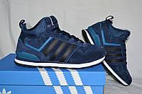 Ботинки мужские зимние кроссовки adidas размер 42 распродажа