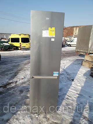 Холодильник BEKO RCSA400K30X A++ 2м Нержавейка