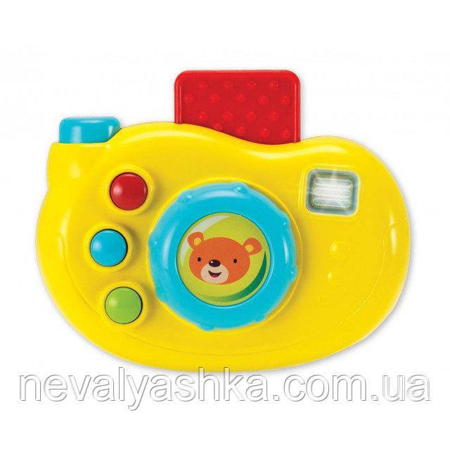 Музыкальный  развивающий Фотоаппарат на листе WinFun, 0639 NL, 005009