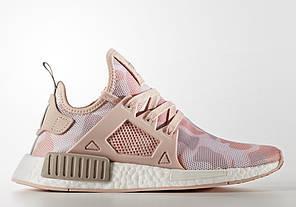 ТОП качество Кроссовки 37-39 размеры Adidas NMD XR1 Pink Duck Camo