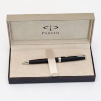 Parker,Waterman Parker K27C-84432C синий РШ Sonnet 08 мат.-чорн.хром кул.