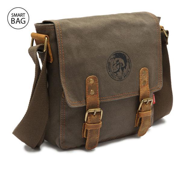 Мужская сумка через плечо Augur | хаки