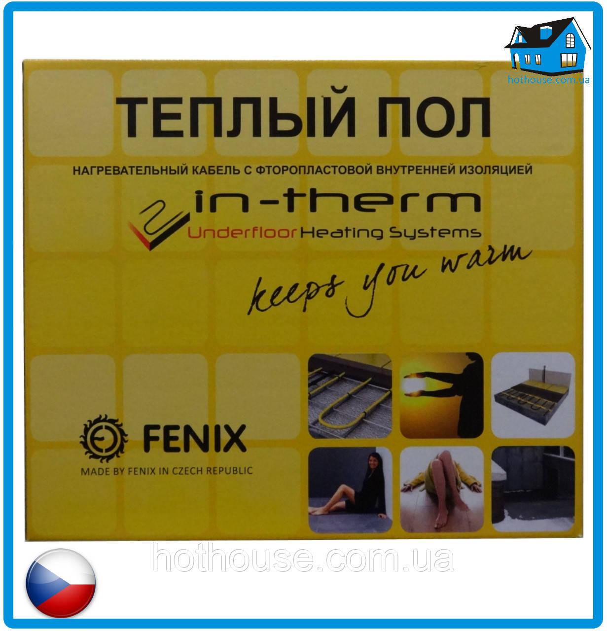 Электрический теплый пол IN-THERM (IN-TERM) 460Вт 22м