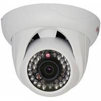 Видеокамера купольная цветная Dahua DH-CA-DW171C