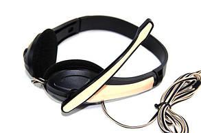 Наушники проводные с микрофоном Akorn OK122, фото 2