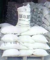 Фильтрующая загрузка в септик - цеолит.