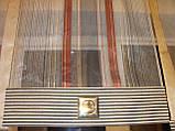 Панельные шторы Полоски шоколад, фото 3