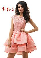 Нарядное платье 44, 46 размеры