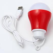 Лампа USB LED большая, фото 2