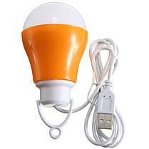 Лампа USB LED большая, фото 3