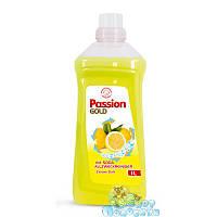 Средство для мытья пола Passion Gold 1 л (Сода и лимон)