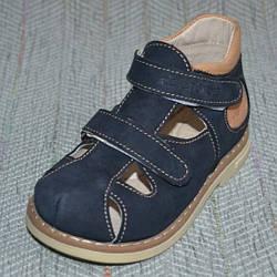 Шкіряні сандалі, Eleven shoes розміри: 25-26