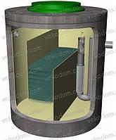 Сепаратор нефтепродуктов Nb-15 (15 л/с)