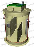 Жироуловитель Gl-2 (2 л/сек)