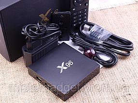 Приставка Android TV Box X96 Original Смарт Тв Бокс, фото 2