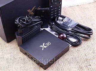 Приставка Android TV Box X96 S905X Original