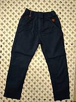 Детские стильные синие штаны New Fashion для мальчика 98-128