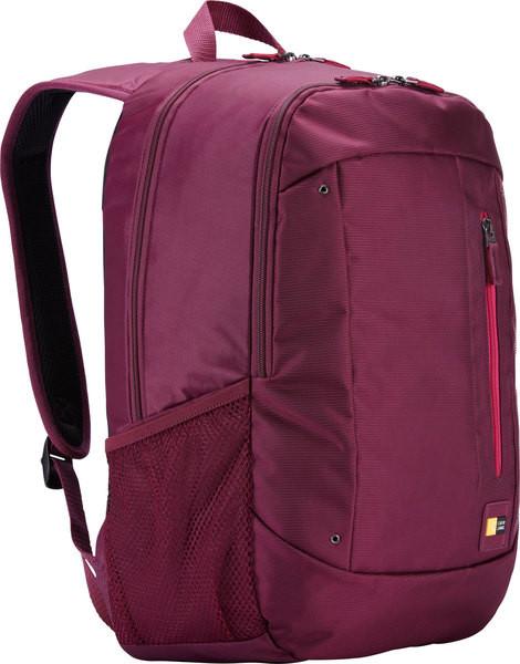 Рюкзак для ноутбука 15,6 дюймов CASE LOGIC WMBP-115, 6059283 бордовый