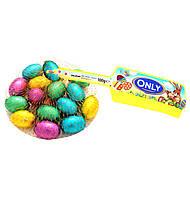 Конфеты шоколадные Яйца цветные (молочный шоколад) Onli Австрия 100г
