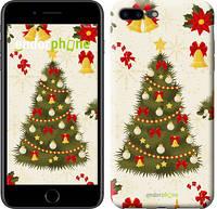 "Чехол на iPhone 7 Plus Новогодняя елка ""4198c-337-2448"""