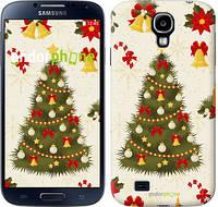 "Чехол на Samsung Galaxy S4 i9500 Новогодняя елка ""4198c-13-2448"""
