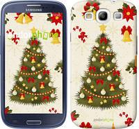 "Чехол на Samsung Galaxy S3 i9300 Новогодняя елка ""4198c-11-2448"""