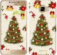 """Чехол на Samsung Galaxy C5 C5000 Новогодняя елка """"4198c-301-2448"""""""