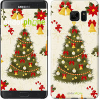 "Чехол на Samsung Galaxy Note 7 Duos N930F Новогодняя елка ""4198u-346-2448"""