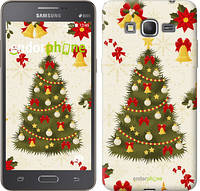 "Чехол на Samsung Galaxy Grand Prime VE G531H Новогодняя елка ""4198c-212-2448"""