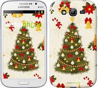"Чехол на Samsung Galaxy Grand Neo I9060 Новогодняя елка ""4198c-112-2448"""