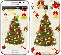 "Чехол на Samsung Galaxy Win i8552 Новогодняя елка ""4198c-51-2448"""