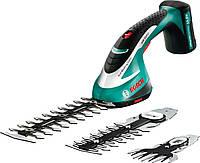 Аккумуляторные ножницы для травы и кустов, комплект ASB 10,8 LI BOSCH 0600856301