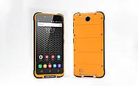 Противоударный смартфон Land rover W8 Orange аккумулятор 4300мАч, фото 1