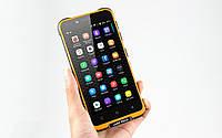 Противоударный смартфон Land rover W8 orange 2/16GB аккумулятор 4300мАч