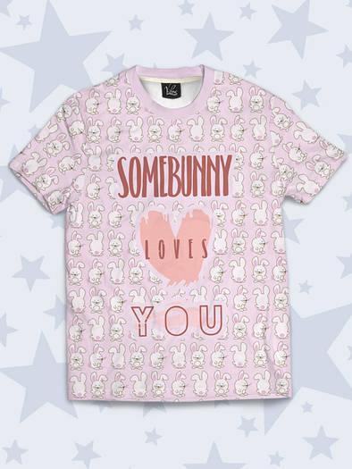 Детская футболка Somebunny