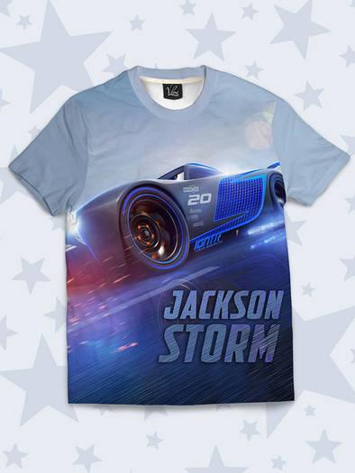 Детская футболка Jackson Storm