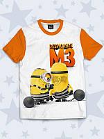 Детская футболка Despicable Me 3