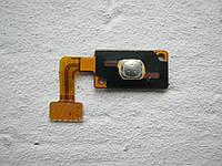 """Шлейф с кнопкой """"Домой"""" для Samsung G531H/DS Galaxy Grand Prime Gold, 100% оригинал (Б/У)"""