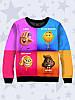 Детский свитшот The Emoji Movie