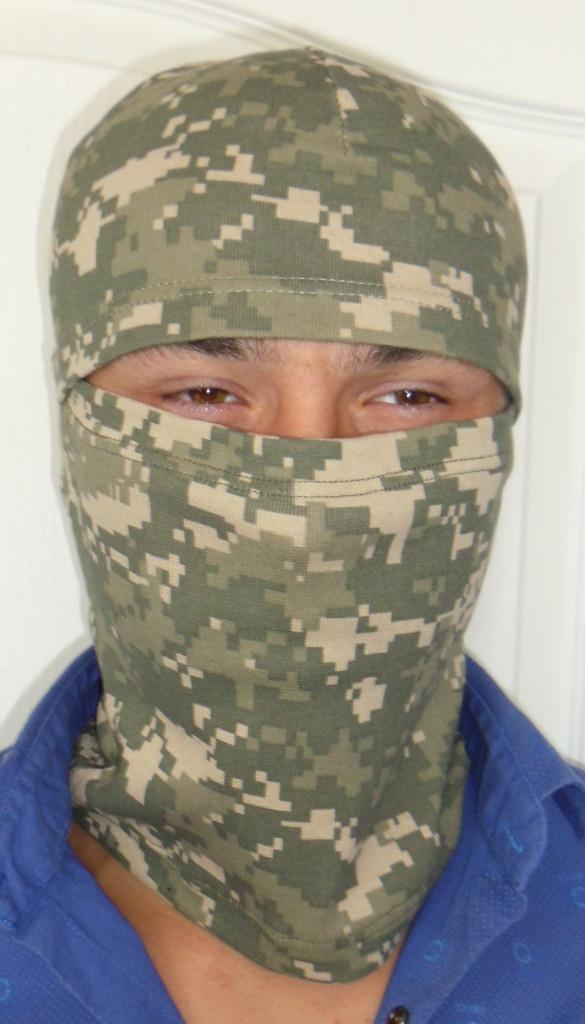 Шапка-маска (подшлемник) акупат