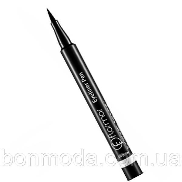Flormar Подводка-фломастер для глаз Eyeliner Pen Чёрная