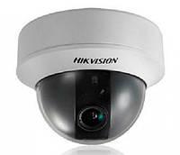 Видеокамера купольная цветная Hikvision DS-2CC51A1P-VF