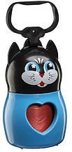 Контейнер для гигиенических пакетов DUDU' ANIMALS CAT Ferplast
