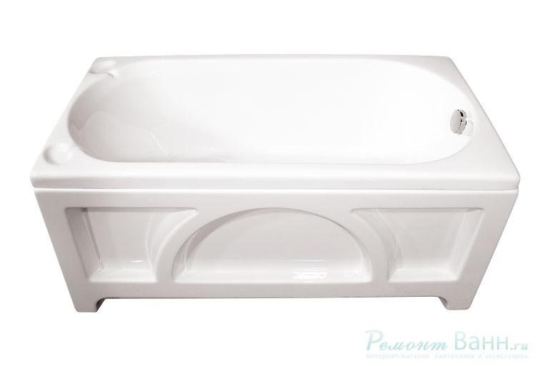 Акриловая ванна ТРИТОН ЛУ-ЛУ 1300х700х575