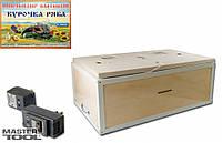 Инкубатор бытовой 100 яиц MASTERTOOL 92-0815