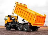Переоборудование грузовика в самосвал
