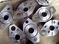 Крепления роллеров плиты ОГМ-1,5