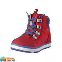Ботинки демисезонные для девочки Reima Wash 569303, цвет 3720